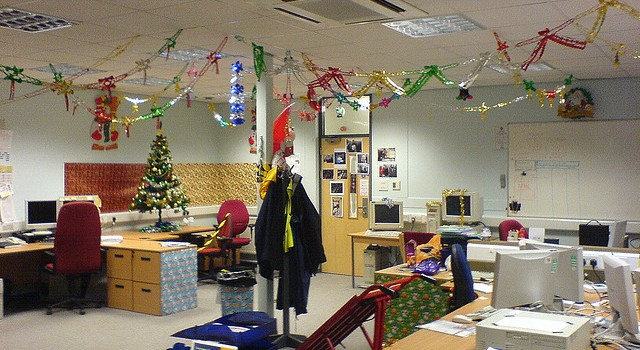 Recognising Christmas within the workplace