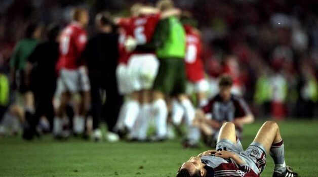 The Most Famous Chokes in The History of Football
